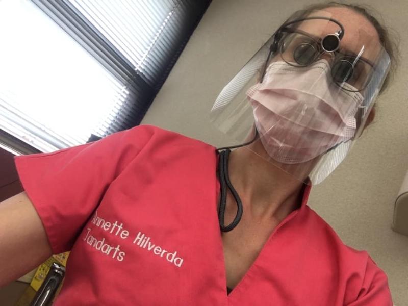 tandartshilverda blog tandheelkundige zorg hervatten